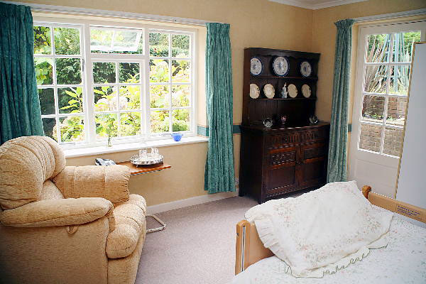Longbridge Deverill House bedroom