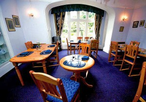 Longbridge Deverill House dining