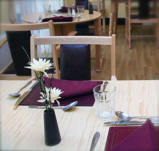 Staverton House dining